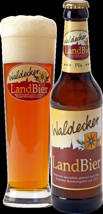 Waldecker Landbier, Waldecker Landbier Pils, Bier, Pils