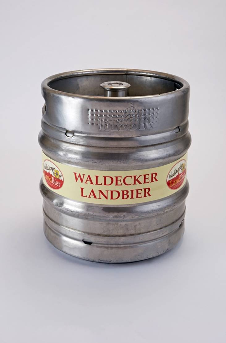 Fassbier, Waldecker Landbier